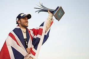 Formula E Reporte de la carrera Bird toma la primera victoria de la cuarta temporada de Fórmula E