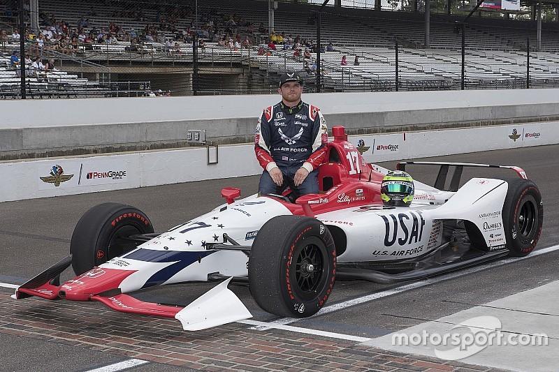 Conor Daly correrà alla 500 Miglia di Indianapolis con il team Andretti e U.S. Air Force