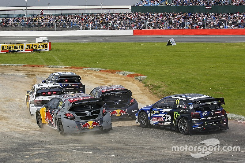 FIA approves World RX plans to go electric in 2020