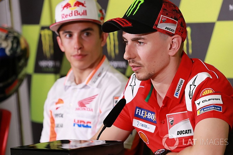 Honda: Managing Marquez and Lorenzo a
