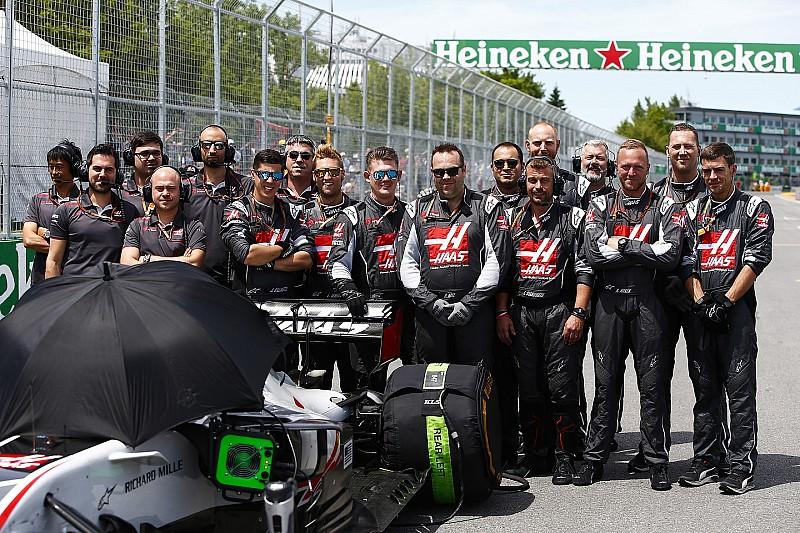 Haas: Felejtsük el az előzéseket, teljesítmény kell!