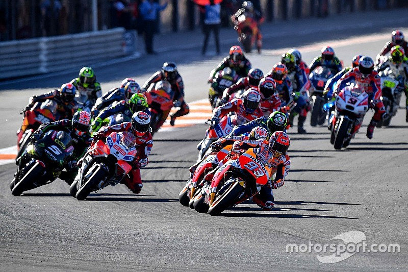 [MotoGP] MotoGP正在考虑举办街道赛