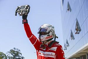 F1 Artículo especial ¿Es Vettel el piloto de F1 que mejores carreras ha hecho en 2017?