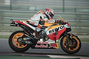 """MotoGP Últimas notícias Márquez explica 2º lugar no Catar: """"Eu tentei"""""""