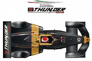 CIP Ultime notizie Ecco come sarà la Wolf GB08 Thunder che correrà nel Tricolore Prototipi