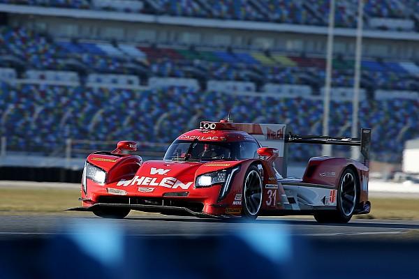 IMSA Testverslag Nasr snelste in pre-kwalificatie Daytona, Alonso P12