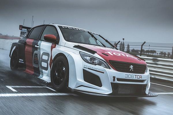 WTCC Новость Машина Peugeot для первого сезона WTCR выглядит так и стоит 109 тысяч