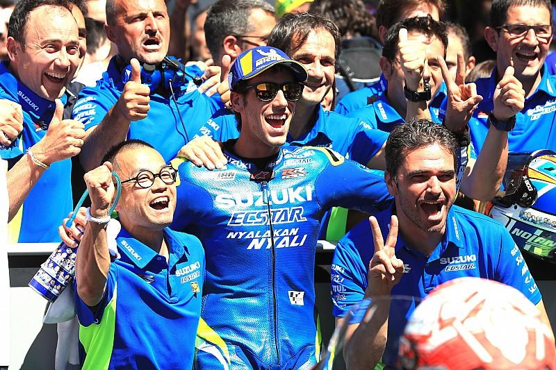 Ingin tambah podium, Suzuki siap kehilangan konsesi