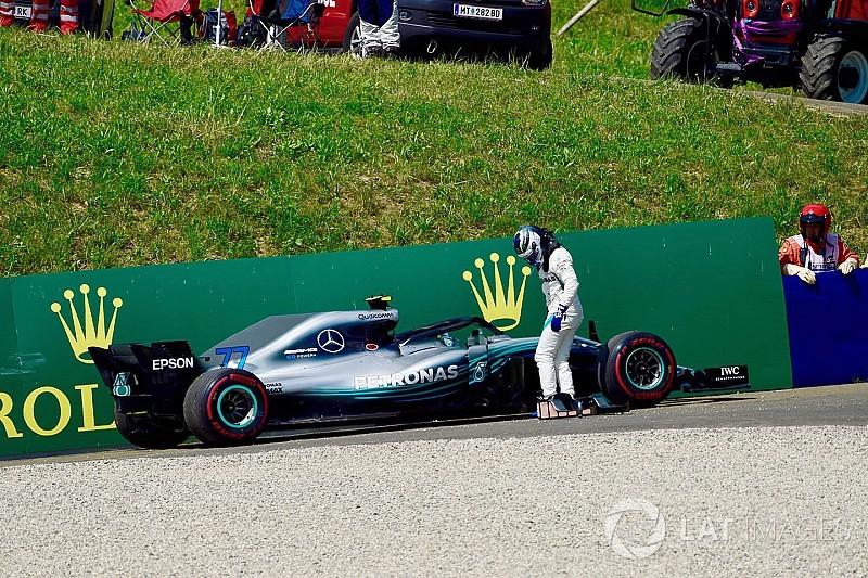 How Bottas's bad luck is saving Hamilton