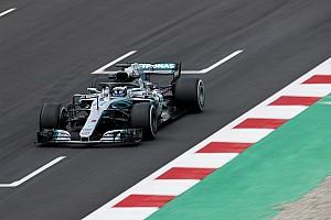 F1 テストレポート バルセロナテスト2日目午後:ボッタス首位堅持。ガスリーも走行