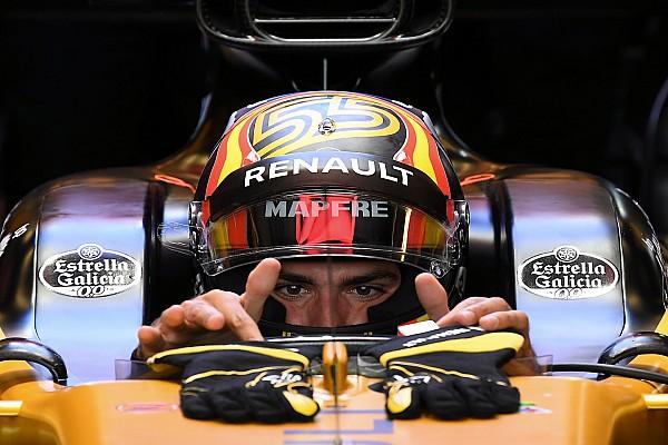 Формула 1 Новость Сайнс удивился своему темпу в Renault