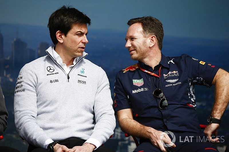Red Bull can blame itself for three-engine limit - Wolff