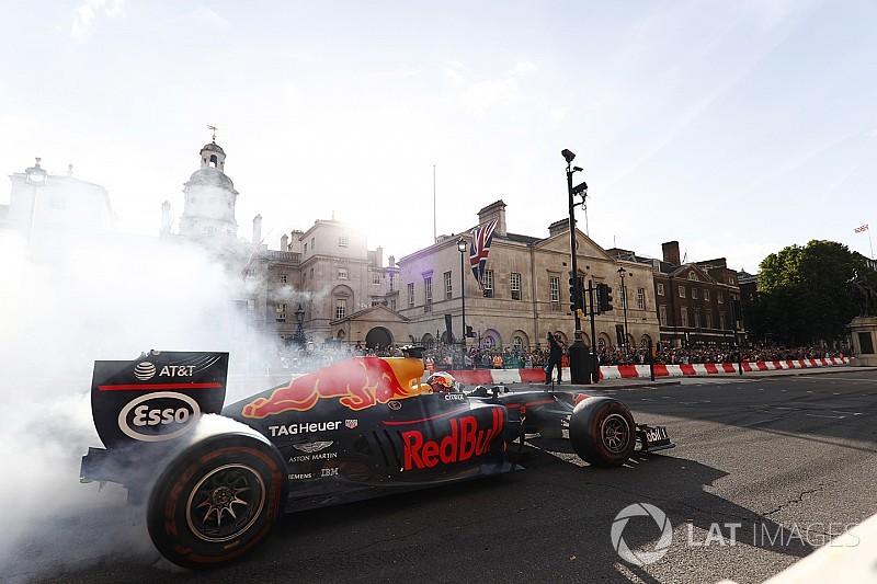 Керівник Red Bull: Liberty вистачить бажання провести етап Ф1 у Лондоні