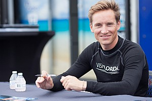 IMSA Breaking news Van der Zande joins WTR for 2018 IMSA season