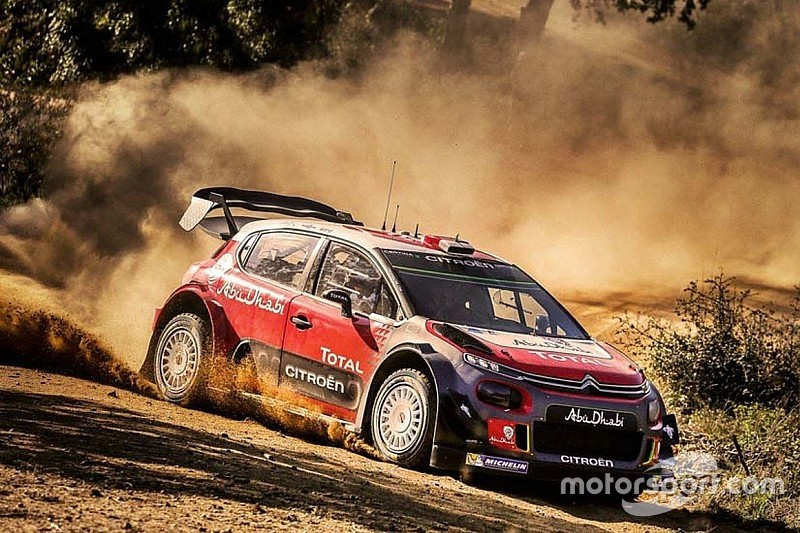 "Loeb has ""no idea"" about Mexico WRC expectations"