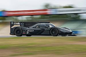 IMSA Actualités Le Joest Racing a découvert le Mazda DPi à Hockenheim