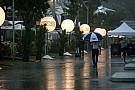 Hujan turun untuk kali pertama di GP Singapura