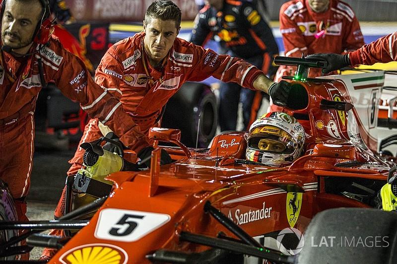 Brawn nem írná még le Vettelt