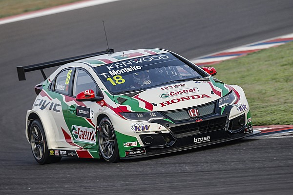 WTCC Noticias de última hora Monteiro quiere seguir con Honda en 2018
