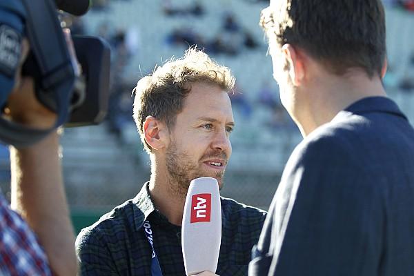 Феттель відвідав фінальну гонку DTM