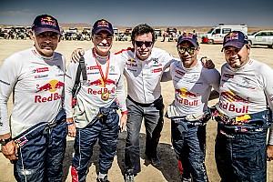 Dakar Últimas notícias Peugeot deixará seus pilotos competirem entre si no Dakar