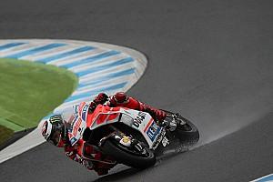 """MotoGP Noticias de última hora Lorenzo: """"Con tanta agua fue un desastre"""""""