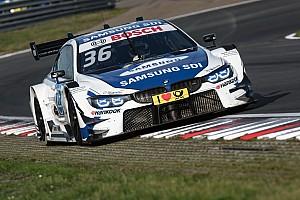 DTM race winner Martin splits with BMW
