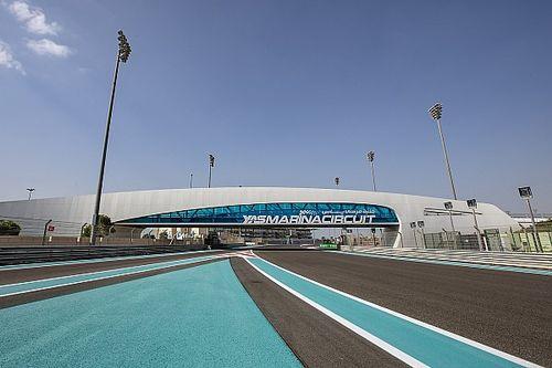 Eerste beelden vernieuwd F1-circuit Abu Dhabi getoond