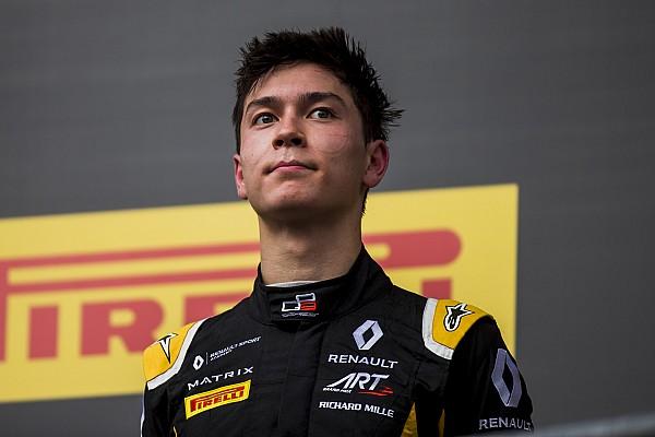 فورمولا 1 أخبار عاجلة رينو تمنح أيتكن اختباره الأوّل لسيارة فورمولا واحد في خيريز
