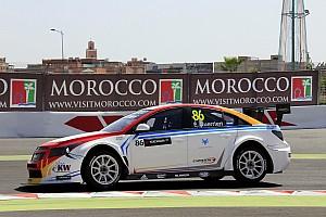 WTCC Репортаж з гонки WTCC в Марракеші: Герріері перемагає у першій гонці