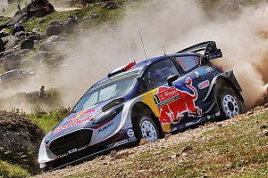 WRC Reporte de la carrera Ogier, 40 veces rey del WRC