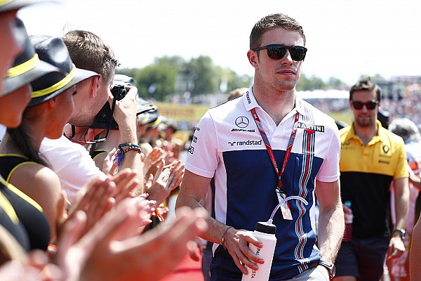 Formula 1 Interview How Paul di Resta staked his claim for a Williams F1 seat