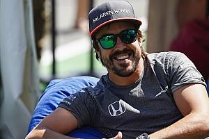 F1 突发新闻 阿隆索:上半赛季堪称完美