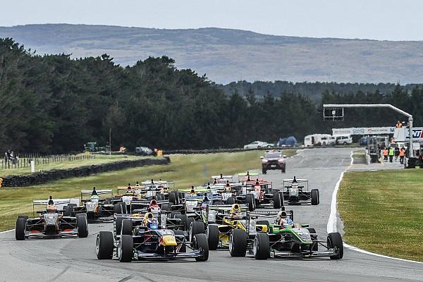 Other open wheel Breaking news Toyota Racing Series reveals 2018 schedule