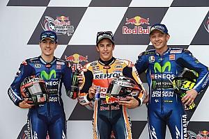 MotoGP Résultats La grille de départ du GP des Amériques MotoGP