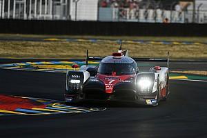 Le Mans Son dakika Kobayashi, Le Mans'ın pole rekorunu kırmaktan memnun