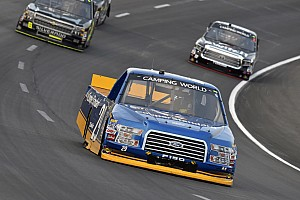 NASCAR Truck Special feature BKR's Take on Trucks: Checkered Flag Foundation making a difference