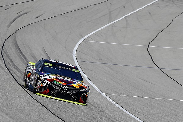 NASCAR Cup Reporte de prácticas Kyle Busch lideró la última práctica en Chicago