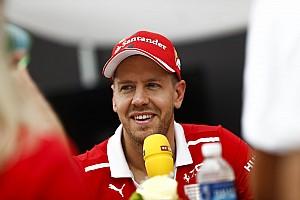 Formula 1 Intervista Vettel al Corriere della Sera:
