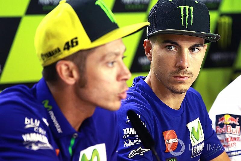 Yamaha: relação entre Rossi e Viñales não é um problema