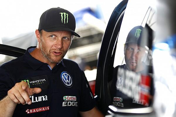 Rallycross-WM WRX-Pilot Petter Solberg: Operation am Montag, Rennen nächsten Sonntag