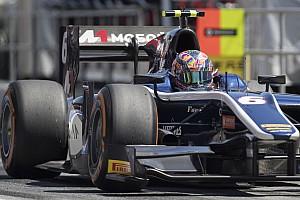 FIA F2 Интервью Маркелов: В этом году я стал спокойнее