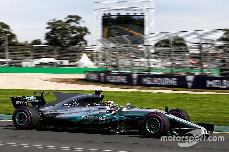 EL1 - Mercedes en ultratendres ; la pole 2016 déjà proche!