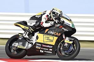 Moto2 News Jesko Raffin:
