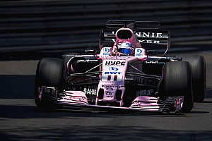 Force India: Sergio Perez ist kein rücksichtsloser F1-Fahrer