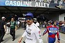 IndyCar Fernando Alonso über Wechsel zu IndyCar: