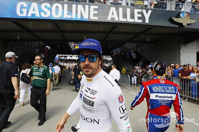 """Alonso: Hijrah ke IndyCar, """"kenapa tidak?"""""""