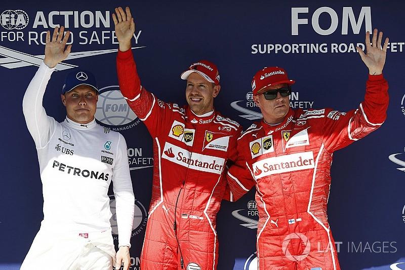 Ferrari на первом ряду в Венгрии, ди Реста не последний