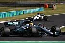 【F1】マグヌッセン、またも「ハミルトンに邪魔をされた」と非難