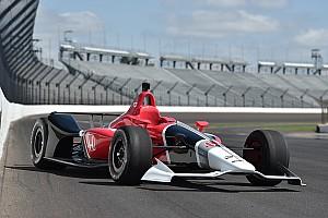 IndyCar Новость IndyCar показала, как будут выглядеть новые машины чемпионата
